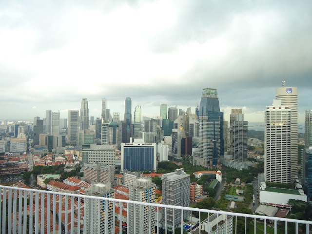 Pinnacle at Duxton Skybridge