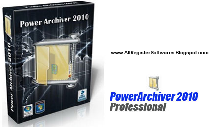 Power Archiver Professional 2010 V11 61 Serial Key All