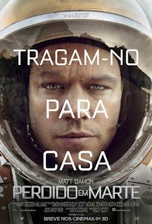 Perdido Em Marte – Dublado (2015) - Full HD