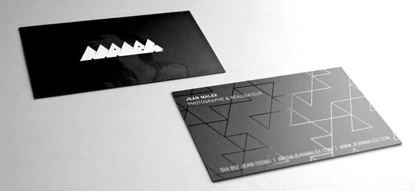35 elegant photographer business card designs inspiration jayce