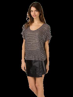 m5 C41 21728 SMOKEY SIDE 7 4 - �ifon Elbise ve Bluz Modelleri 2012