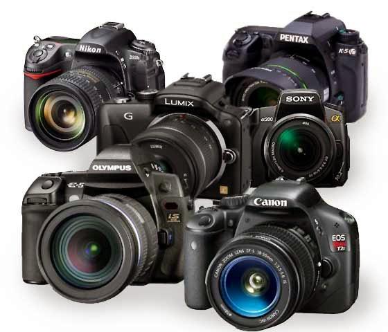 Kamera DSLR Terbaik Sepanjang Tahun 2014