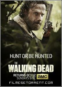 The Walking Dead 5 Temporada Torrent HDTV