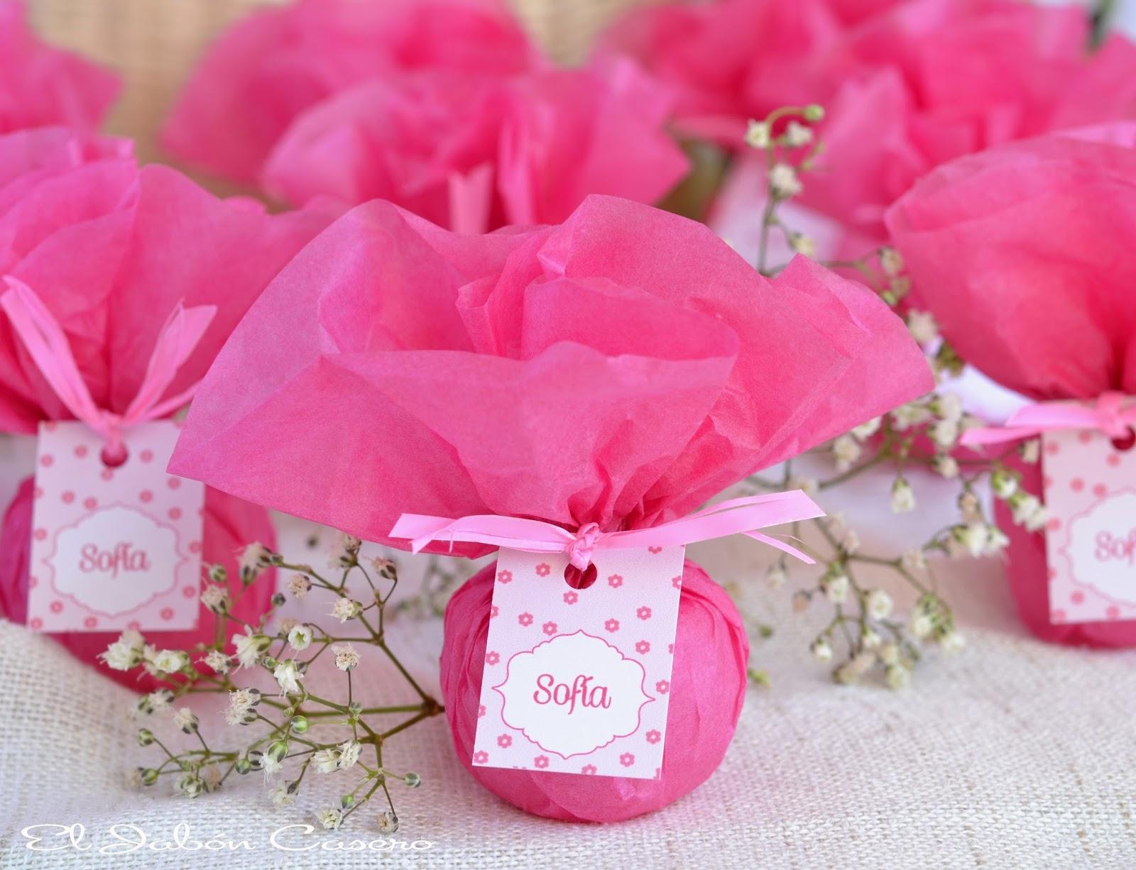 El jab n casero bautizos detalles personalizados velas - Detalles de decoracion para casa ...