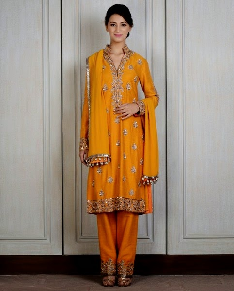 Manish Malhotra Summer Collection 2014