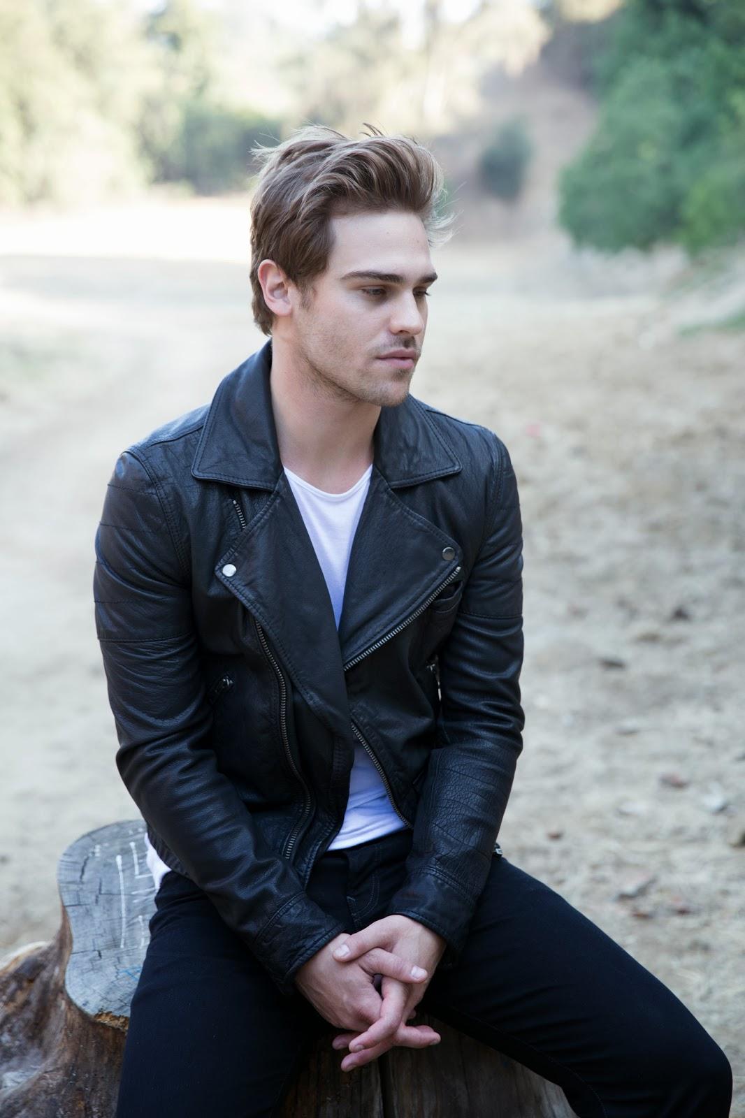 SISKA: Grey Damon for Flaunt Magazine