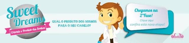 Sweet Professional, CBBlogers, Cabelo,  #produtodossonhos #sweetdreams #sweethair #meublogesweethair