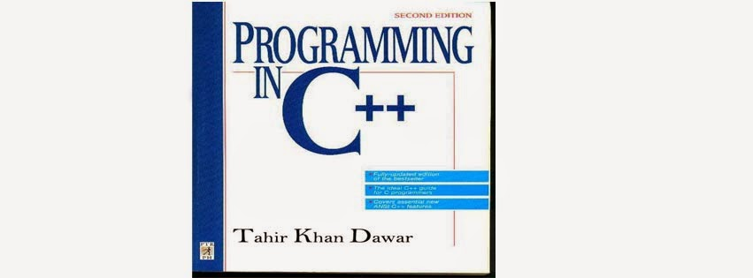 C++ Book in Urdu Easy Tutorial