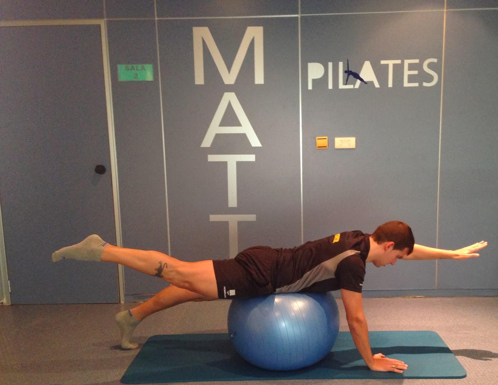Pilates Matt