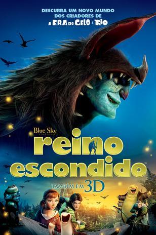 Filme Poster Reino Escondido TS XviD & RMVB Dublado