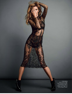 Gisele Bundchen Vogue Paris November 2013 Edition