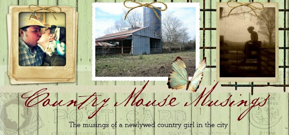 Country Mouse Musings