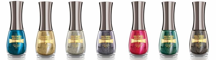 Beauty Color lança nova coleção de esmaltes - Hollywood Boulevard!