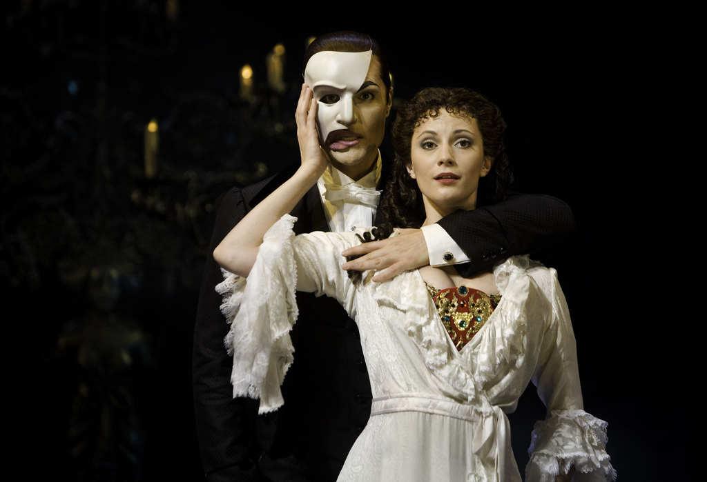 the phantom of the opera 2012