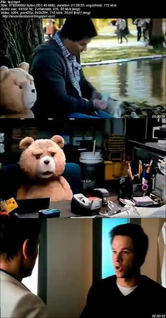 Ted 2012 screeshot