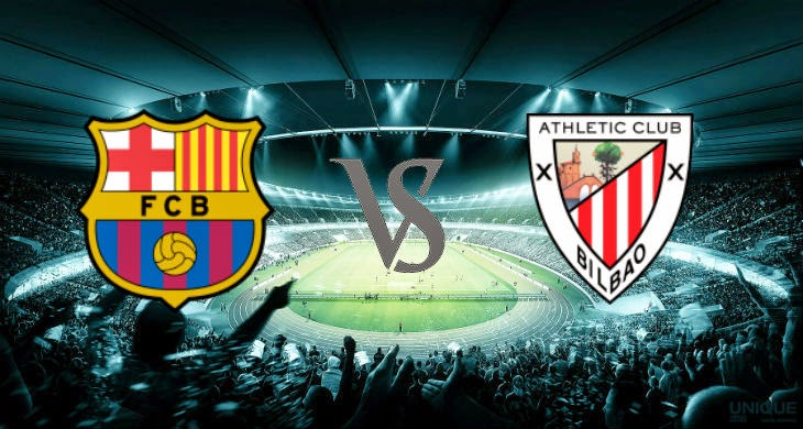Prediksi Bola Barcelona vs Athletic Bilbao 13 September 2014