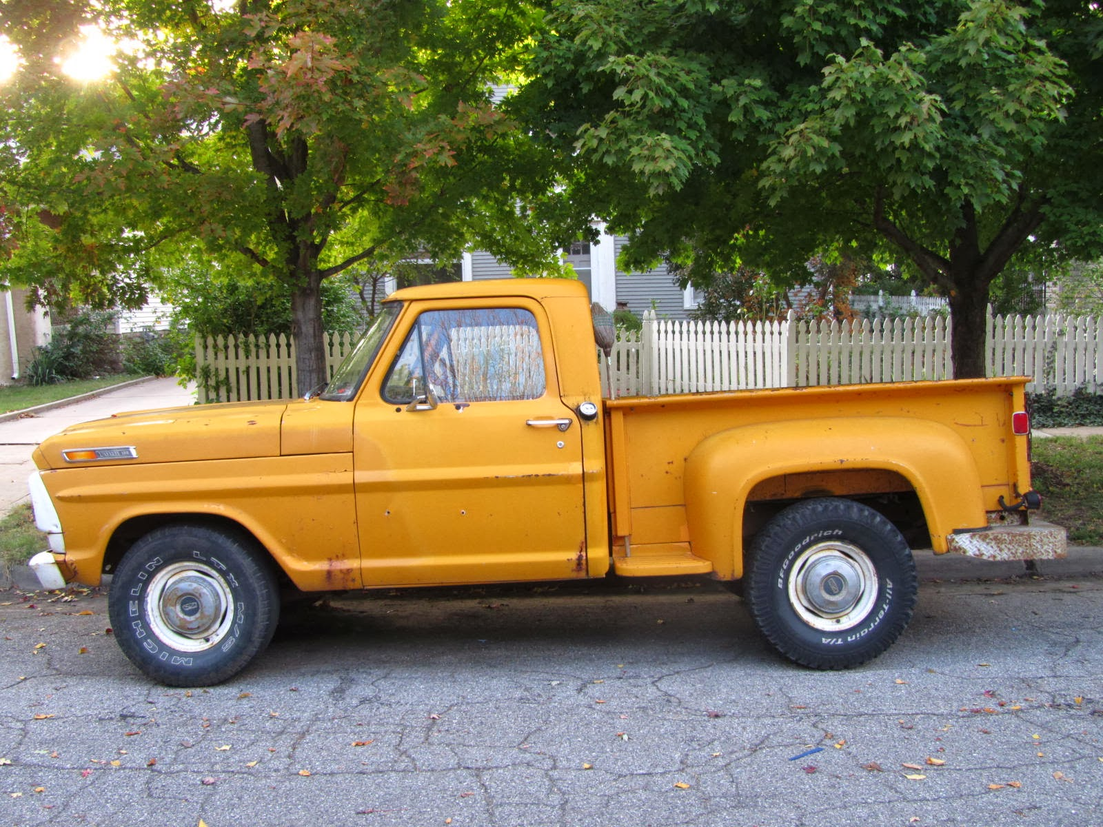 Autoliterate 1968 Ford F100 Wichita