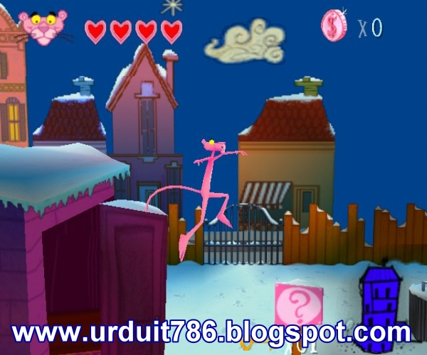 pink panther game online