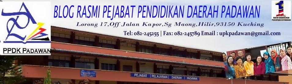 Pejabat Pendidikan Daerah Padawan