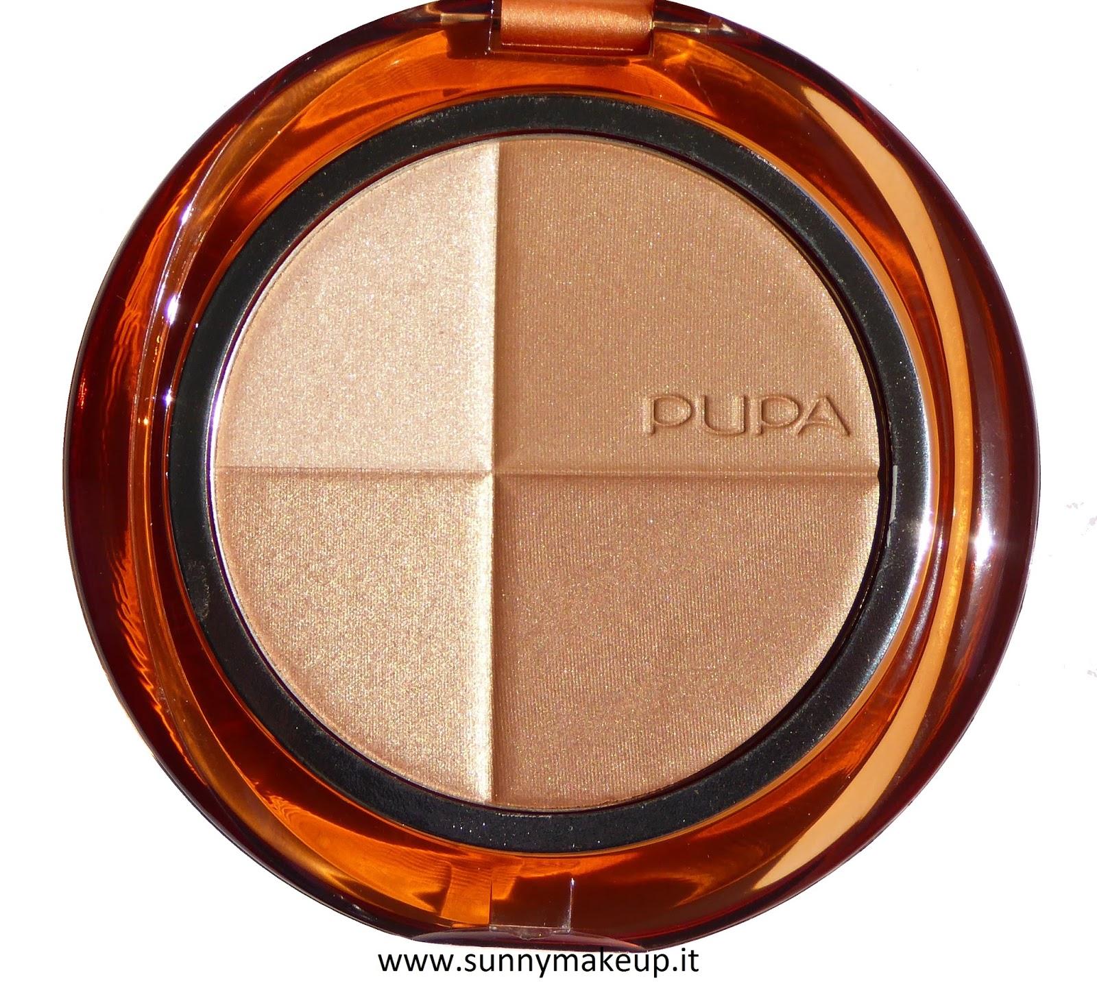 Pupa - 4Sun Bronze&Shine. 001.