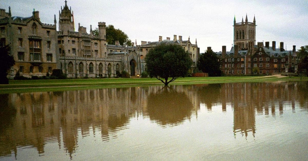 Floods On Their Way To Cambridge How To Prepare Your Home