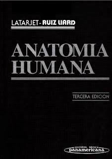 Anatomía Humana   Latarjet · Ruiz Liard 3ª Edición   Tomo I y II