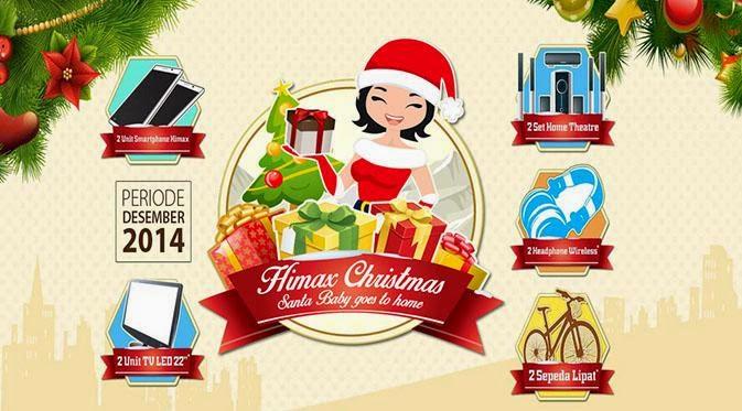 Cari Tau Kejutan Natal dan Tahun Baru dari Himax Indonesia