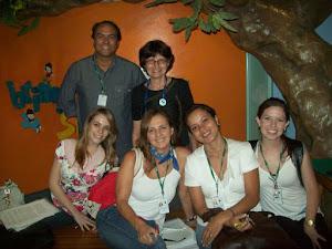 Aulas do Programa de Mestrado em Educação e Saúde na Infância e Adolescência da UNIFESP