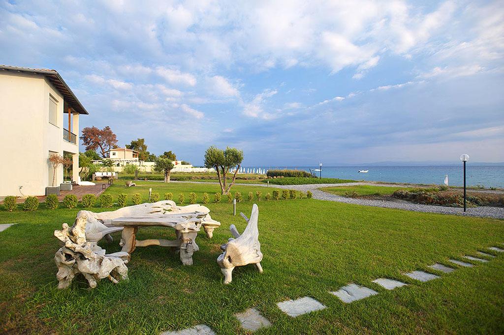 Дом в греции на берегу моря купить