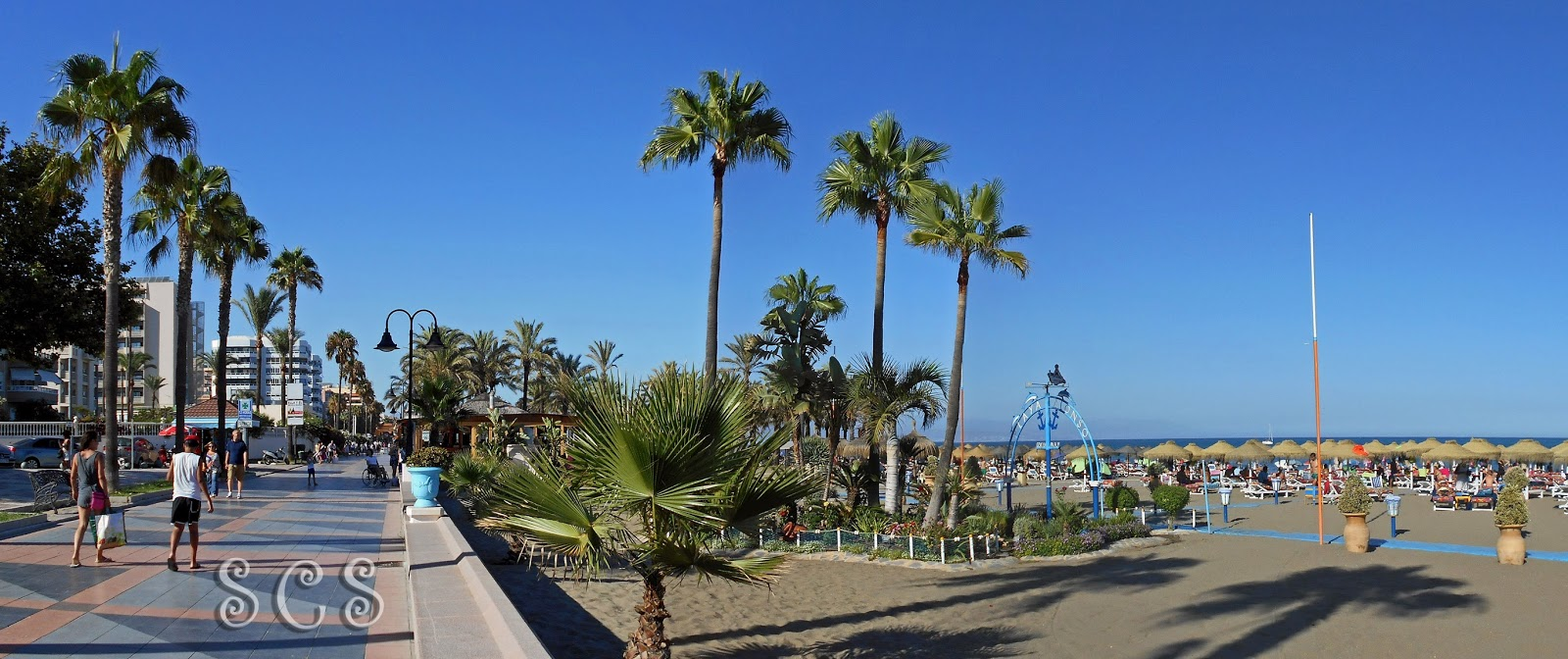 Costa del sol for Aquarium torremolinos