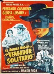 ÁGUIA NEGRA O VINGADOR SOLITÁRIO - 1954