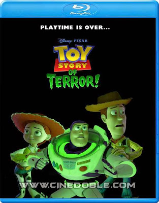 Toy Story of Terror (2013) 1080p Latino
