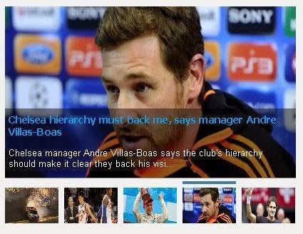 Cách tạo Slide nhiều ảnh cho Blogspot - Slider blogspot