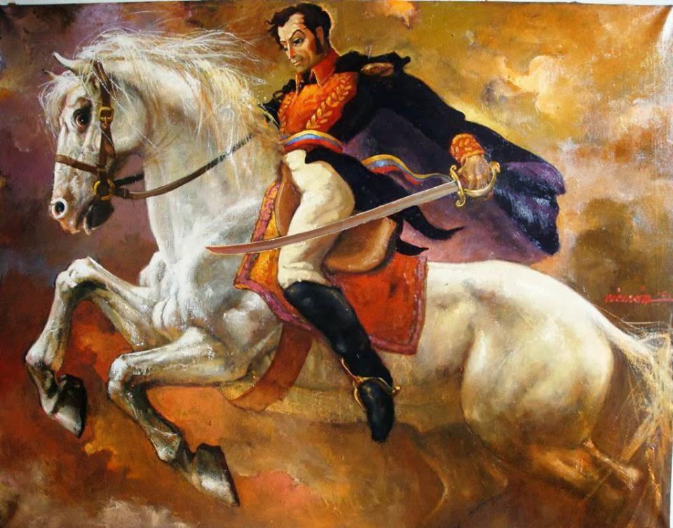 Simón Bolívar Padre de la Patria