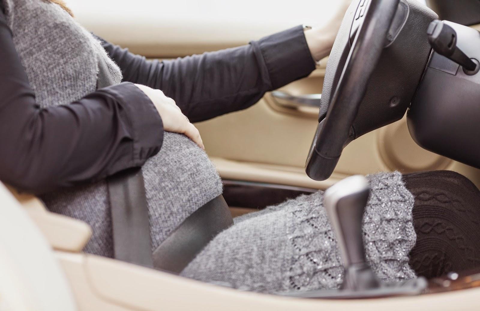 memandu semasa hamil