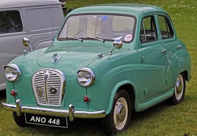 Austin A35 1954-58