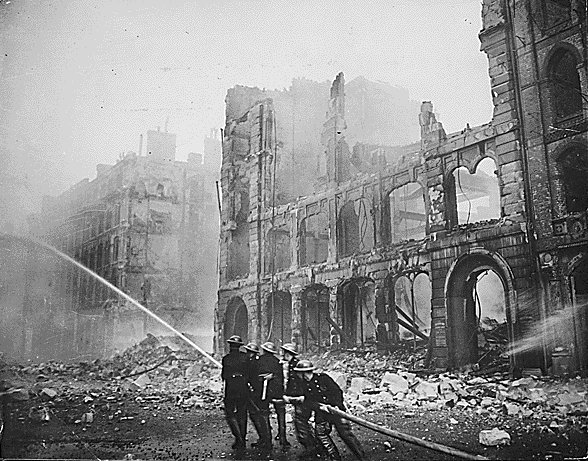 Music n 39 more world war ii for How many homes were destroyed in germany in ww2