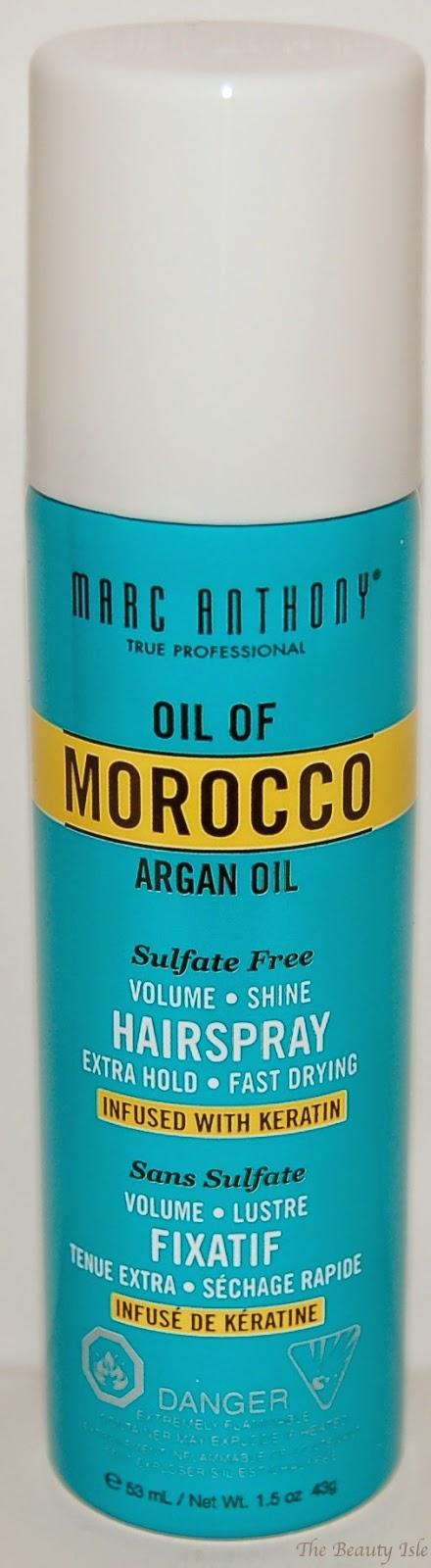 Morocco Hairspray