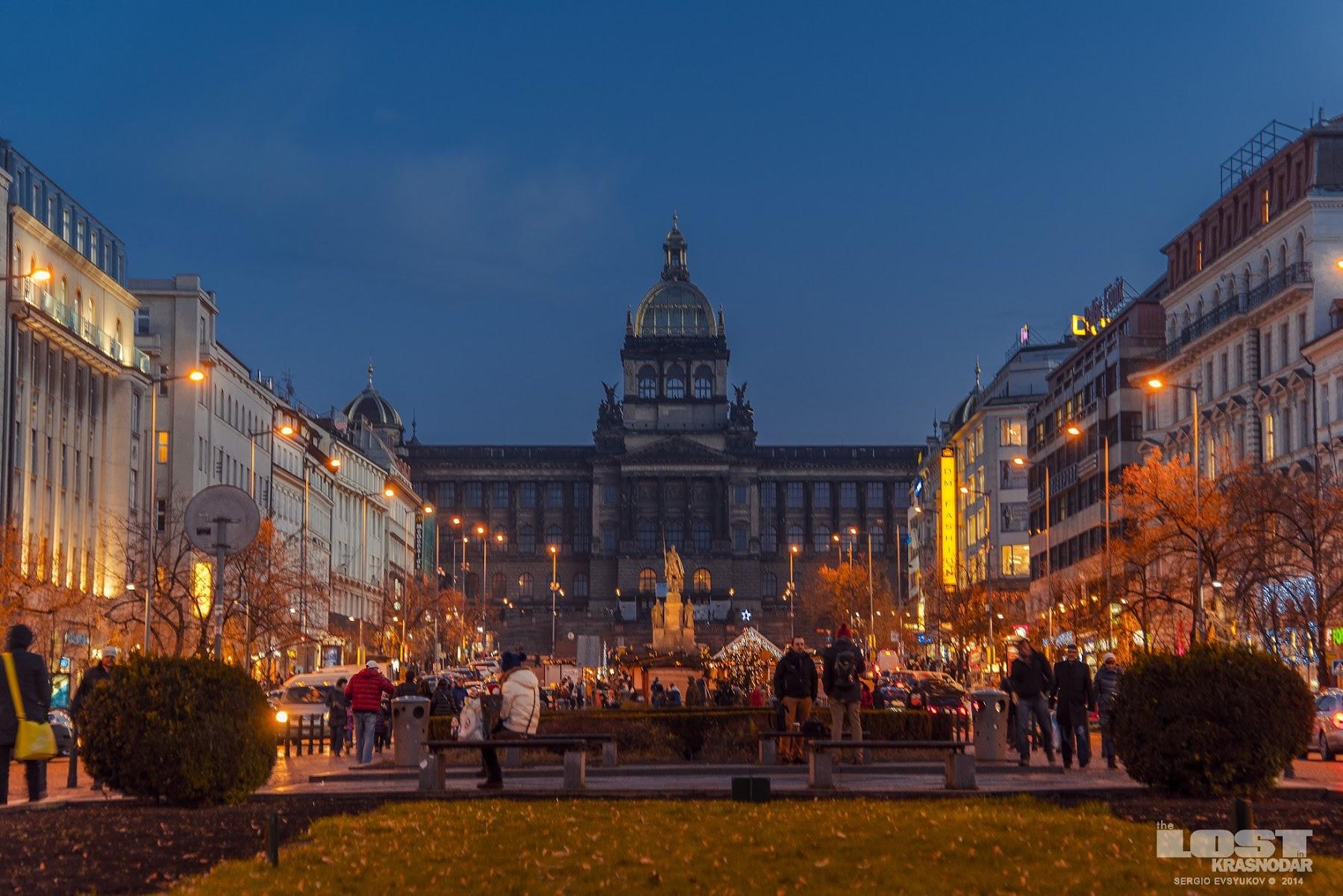 Самое красивое здание Праги