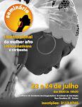 Seminário Internacional da Mulher Afro-Latino-Americana e Caribenha - SP, 23 e 24/07/2012