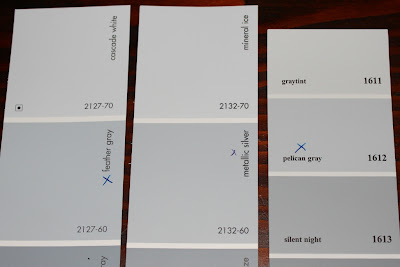 Benjamin Moore Blue Gray Color Chart on paint color trends 2016