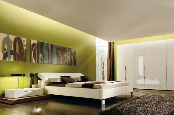 Dormitorios Minimalistas Matrimoniales: Invito muebles ...
