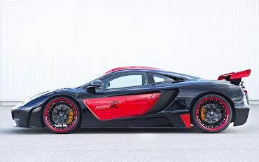 #20 McLaren Wallpaper