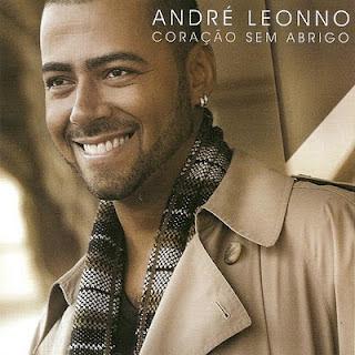 André Leonno Coração Sem Abrigo CD Capa