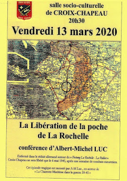 Conférence Histoire locale