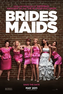Bridesmaids poster and IMPAwards link
