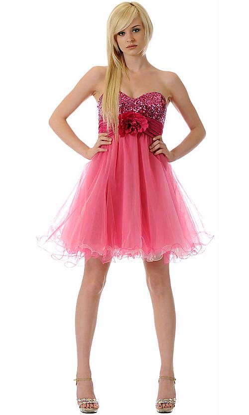All fun 143 2011 short prom dresses