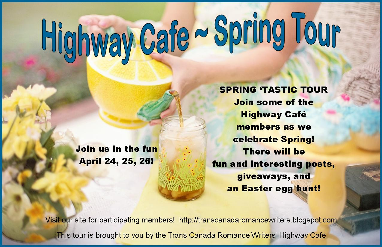 The Highway Cafe's Spring Tour