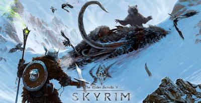 Skyrim walkthrough and achievements.
