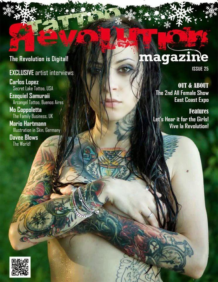 Tattoo ink model gogo blackwater tatto design ideas for Blackwater tattoo studio